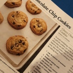 Chocolate Chip Cookies – Melted Butter